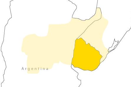 Los 9 países sudamericanos que más territorio han perdido